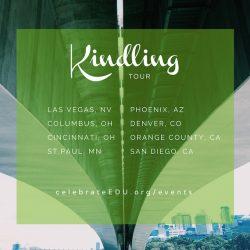 kindling-tour